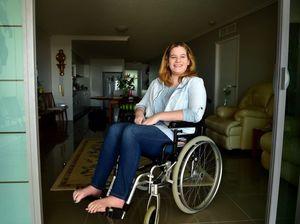 Stranger's life-changing gift for Lyme disease sufferer