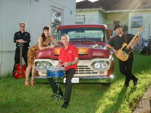 Tribute to rockabilly women in Lismore