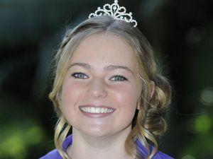 Junior Jaca Queen candidate: Laura Hall
