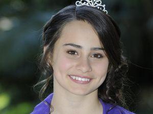 Junior Jaca Queen candidate: Meggie Ryder