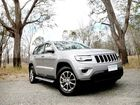 All new Jeep Grand Cherokee Laredo, exclusive to DC Motors. Photo Tamara MacKenzie / The Morning Bulletin