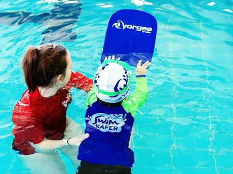 Swimming skills and competency are vital for all ages.