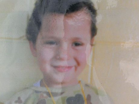 A photograph of the boy police and SES are searching for.