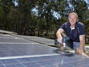 Ipswich in top 10 Australian solar panel hotspots