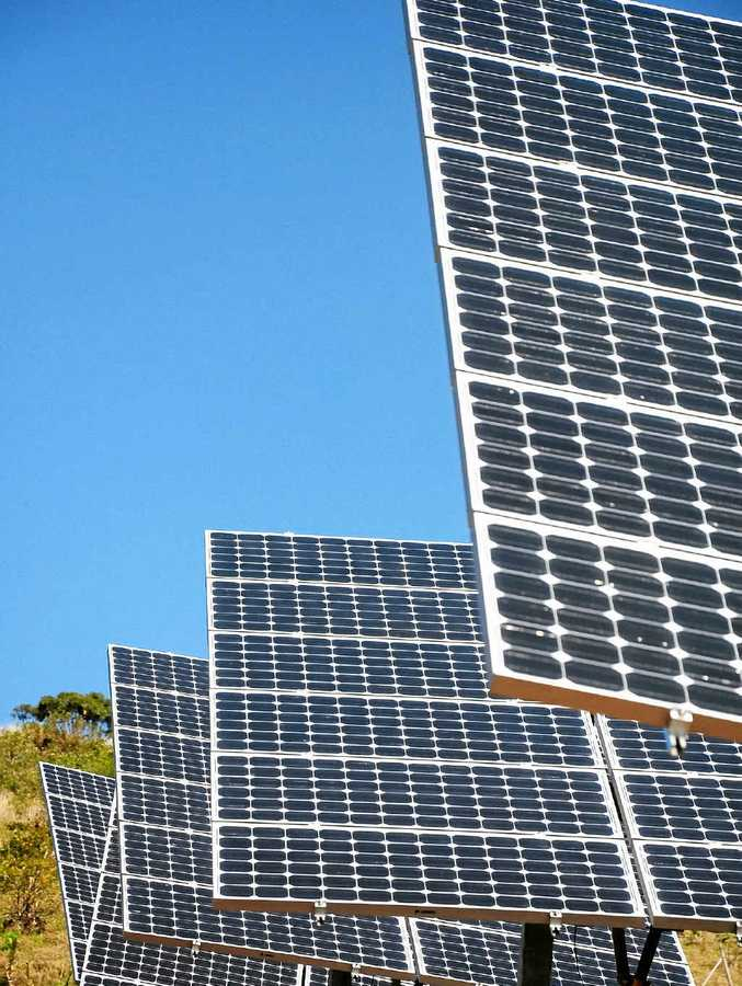 GOING OFF GRID: Proposed electricity business mergers could see more remote communities take up solar.