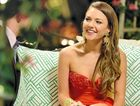 Sam Frost in a scene from the TV series The Bachelorette.