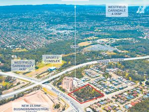 Range of options for Mackenzie development site