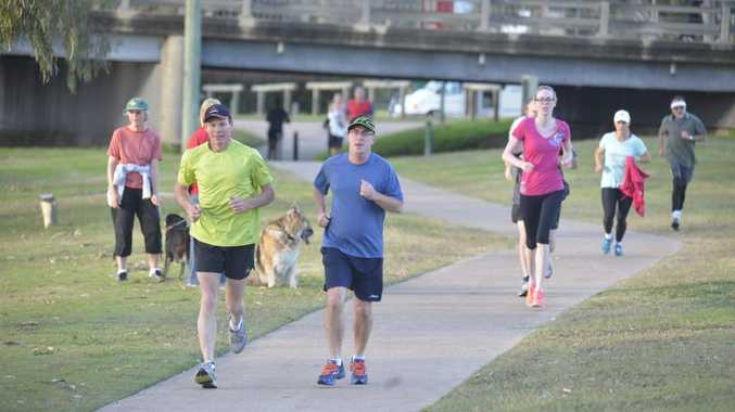 CHRISTMAS RUN: Get into the holiday spirit with Christmas music this weekend at the weekly parkrun.