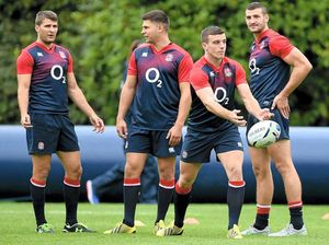 England expects good run in Rugby World Cup