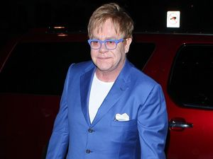 Elton John pranked by TV presenters pretending to be Putin
