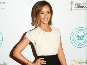 Jessica Alba 'body checked' by Kylie Jenner's minders