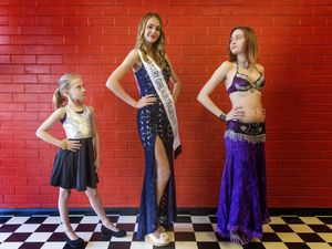 Sisters shine at Miss Country Girl Australia