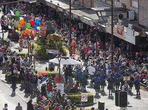 Garden City flourishes across Carnival of Flowers