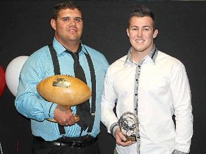 2015 South Grafton Rebels Presentation Night