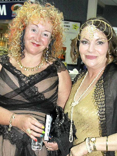 Margaret Rushe-Farrell and Katrina Watts.