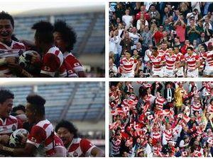 Japan V Springboks: greatest upset in rugby history