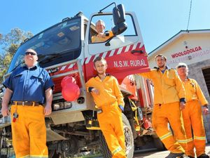 Brigade which relies solely on volunteers calls for more help