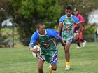 Images from the match between Coraki and Tweed Heads in the Lismore Aboriginal Rugby League Knockout competition. The tournament involved 16 teams and drew thousands of spectators.