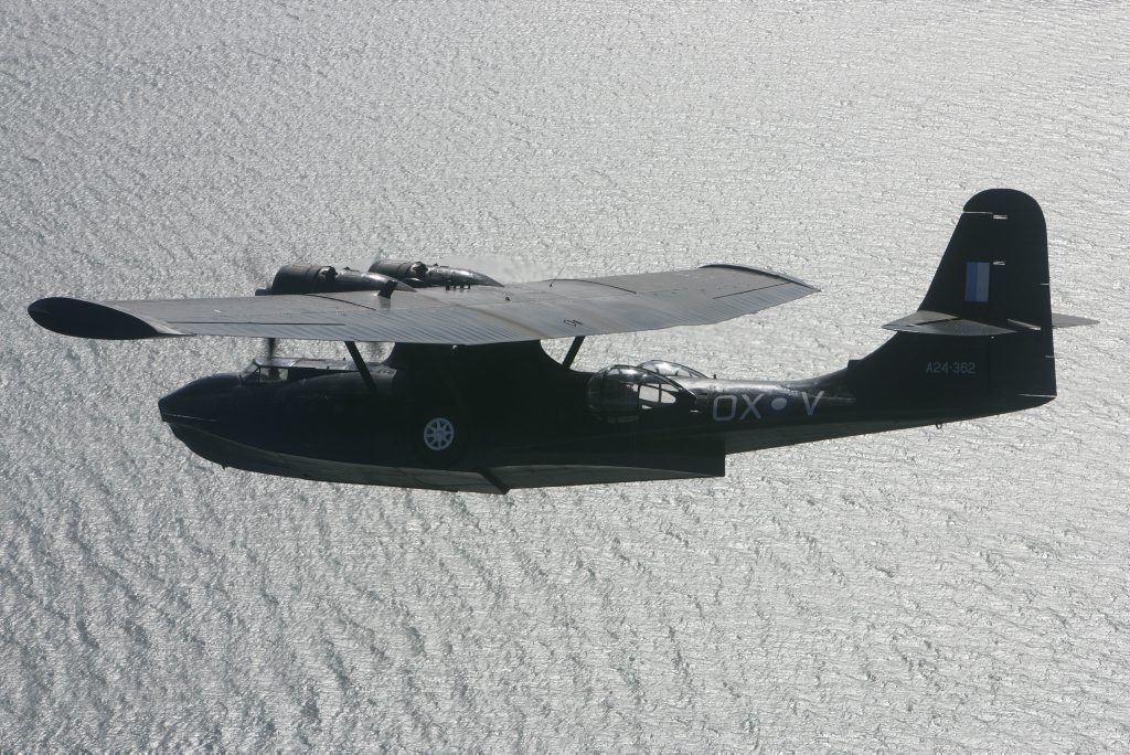 A Catalina Aircraft. Picture: Supplied
