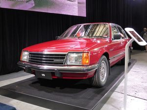 Holden's Commodore history under one roof