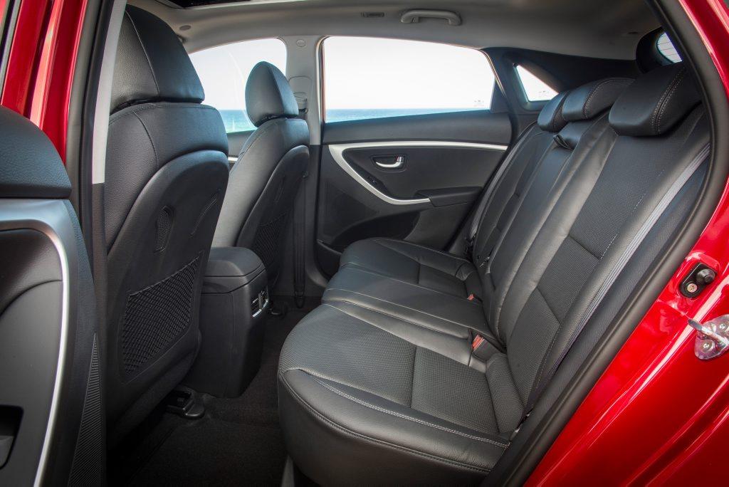 Hyundai i30 Series II Active X Photo: Contributed