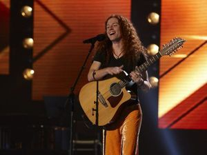 Cooran singer off to UK after surviving X Factor boot camp