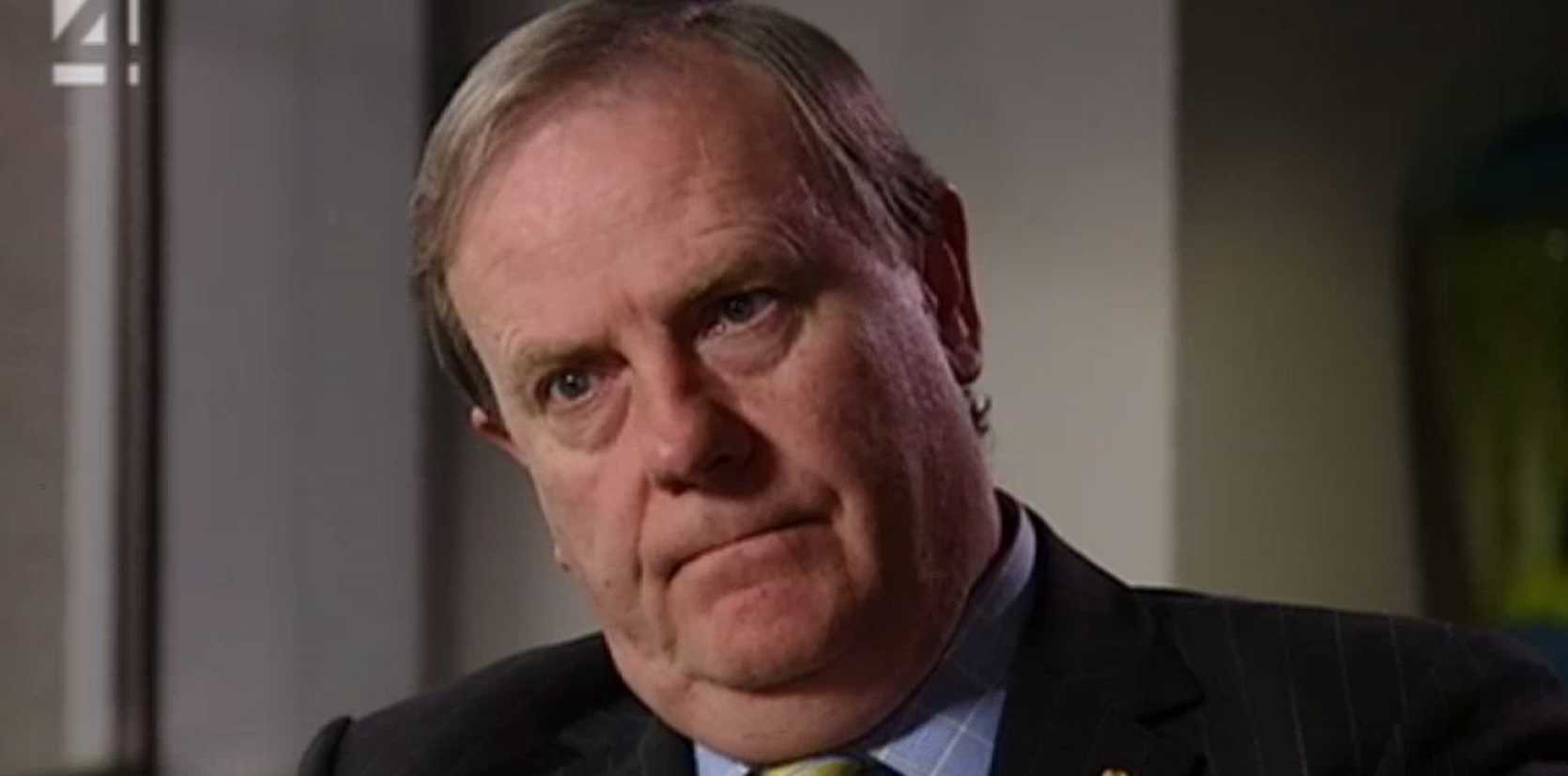 Former Treasurer Peter Costello