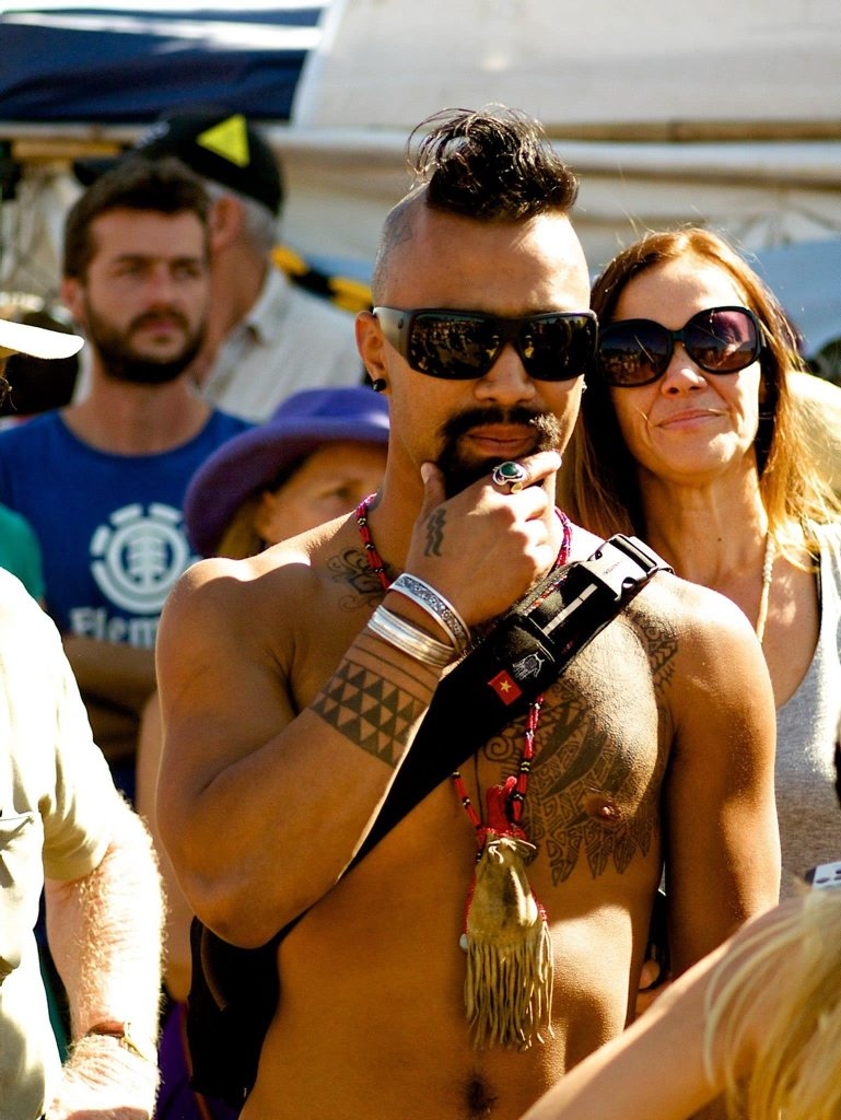 Nahko is coming back with his band Medicine for the People.