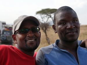 A hero amongst Maasai men offers glimpse into Rwanda life
