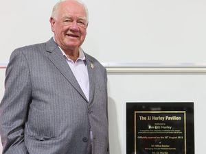 Trucking legend has part of Hall of Fame named after him