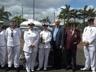 Federal Member for Wide Bay and Deputy Prime Minister Warren Truss attended the naming ceremony for the new training vessel presented to the TS Maryborough Naval Cadet Unit on Saturday.