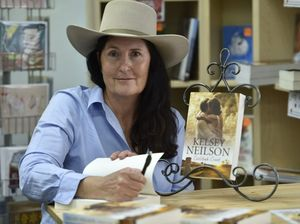 Outback mayor tells tales of drought, struggle and the bush