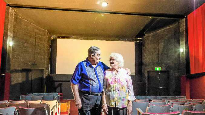 DOUBLE FEATURE: Merv and Elaine Cousemacker celebrated their 60th wedding anniversary last year.