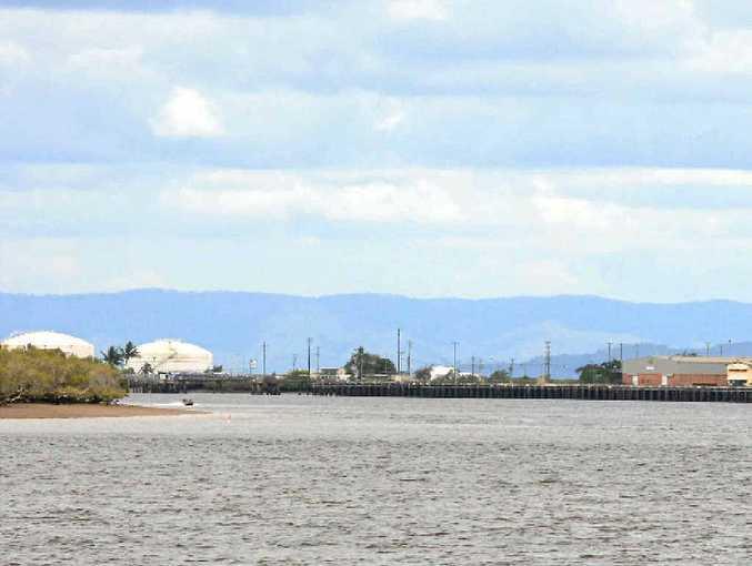 Port Alma.