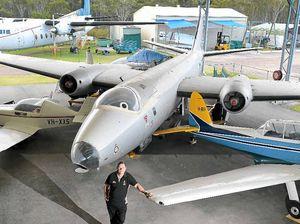 Volunteers keep Queensland Air Museum flying