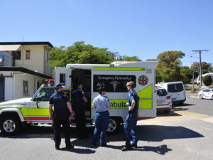 Man found with face lacerations