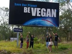 Vegans in push to stop Toowoomba Christmas 'slaughter'
