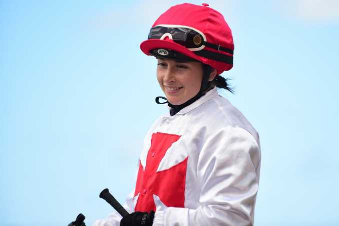 Former Toowoomba apprentice Lani Fancourt has three rides for her master Tony Gollan at Bunya Park today.