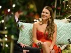 Sam Frost in a scene from The Bachelorette.