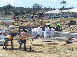 Ripley's Splash 'n' Play water park starts to take shape