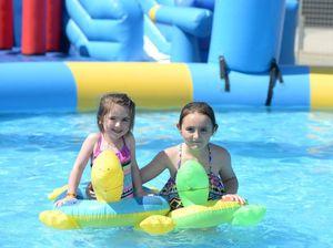 School holiday activities in the Mackay region