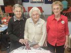 Three Brushgrove friends turn 90 on same day
