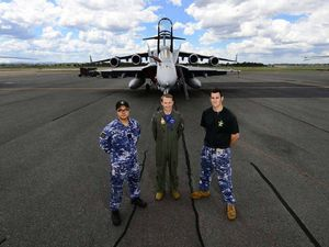 Hornet, Tigers, Taipans and Globemaster to wow at Riverfire