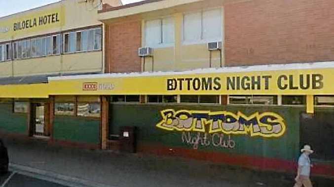 The alleged offence occurred at the Biloela Hotel Motel.