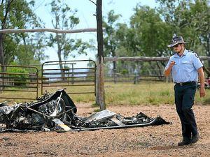 Two men honoured after Sir McCamley's horror chopper crash