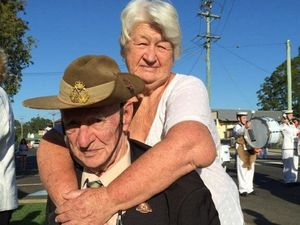 Howard war hero home in good spirits after foreign ordeal