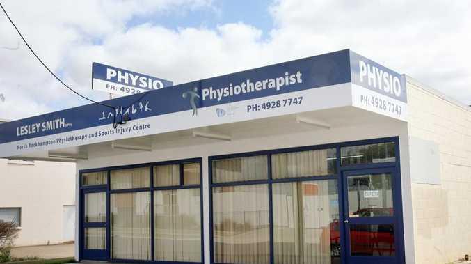 North Rockhampton Physio and Sports Injury Centre.