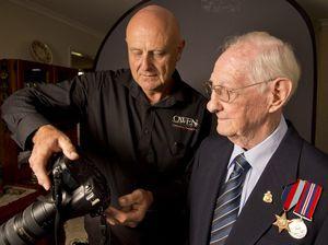 Honouring WWII veterans