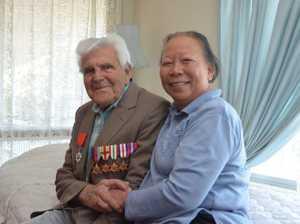 Nanango man Charles Richardson reflects on his 100 years.