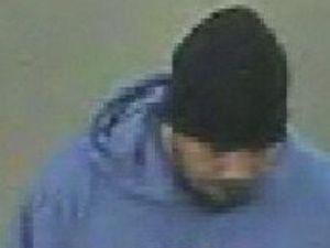 Police release CCTV images after shop theft incidents